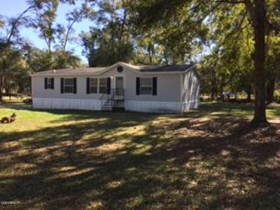 Dunnellon Mobile/Manufactured For Sale: 11900 SW 150th Street