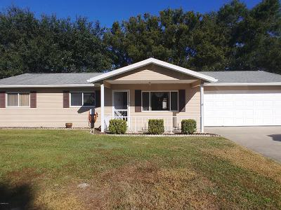 Ocala Single Family Home For Sale: 8211 SW 106th Street