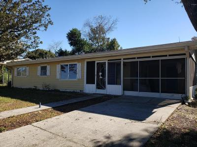 Citrus County Single Family Home For Sale: 2150 W Greenway Place