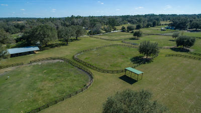 Citrus County, Levy County, Marion County Residential Lots & Land For Sale: 7900 NW 118th Court