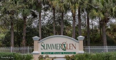 Summerglen Single Family Home For Sale: 15551 SW 16th Avenue Road