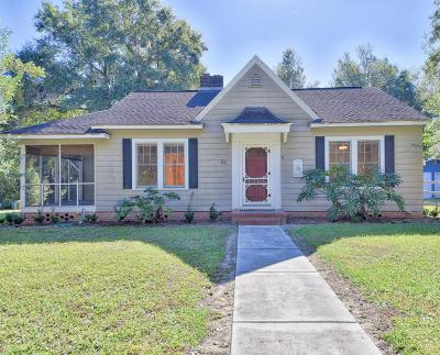 Ocala Single Family Home For Sale: 740 SE 13th Street