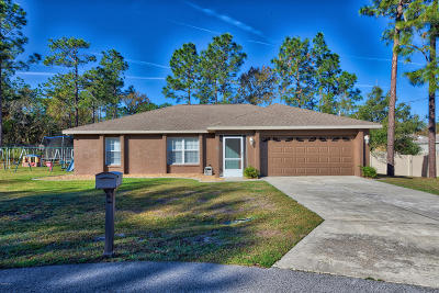 Ocala Single Family Home For Sale: 24 Bahia Pass Run