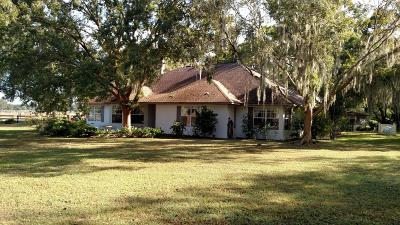 Ocala Single Family Home Pending: 7368 NW 14th Street