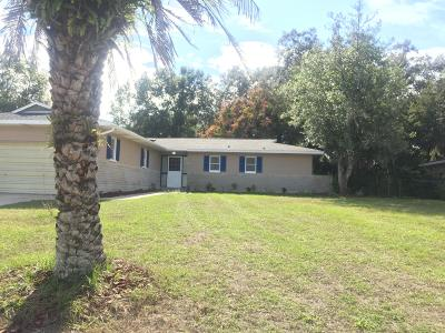 Ocala Single Family Home For Sale: 9 Emerald