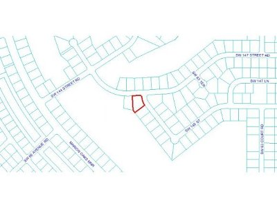 Citrus County, Levy County, Marion County Residential Lots & Land For Sale: SW 147th St. Road
