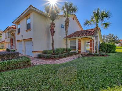 Lake County, Sumter County Condo/Townhouse For Sale: 5496 Compass Point