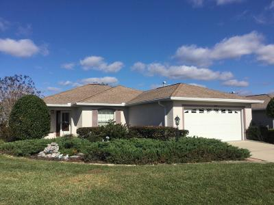 Ocala Single Family Home For Sale: 9987 SW 90th Loop