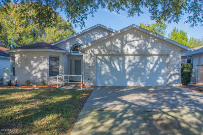 Ocala Single Family Home For Sale: 9197 SW 91st Circle