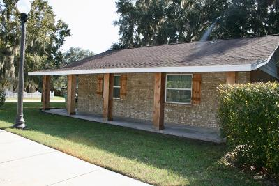 Lake County, Sumter County Single Family Home For Sale: 505 Stanley Avenue