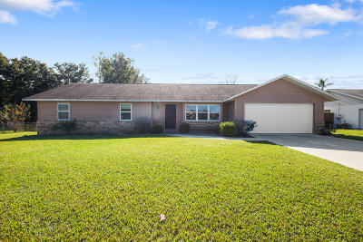 Ocala Single Family Home For Sale: 2990 SE 36th Street