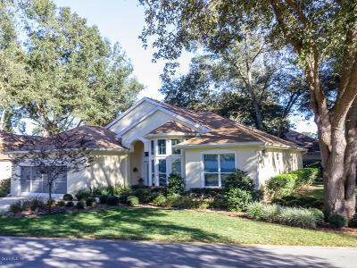 Ocala Single Family Home For Sale: 10726 SW 71st Circle