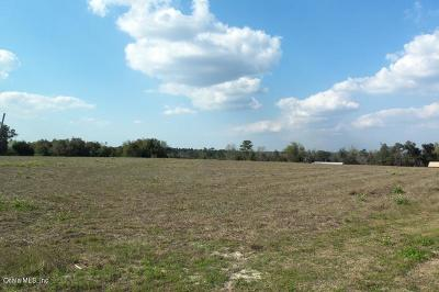 Ocala FL Residential Lots & Land For Sale: $5,500