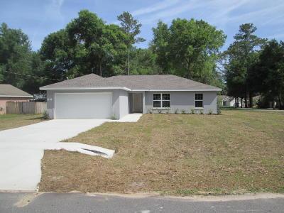 Ocala Single Family Home For Sale: 29 Pecan Drive