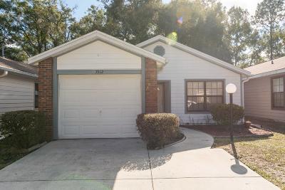Ocala Single Family Home For Sale: 3912 NE 21st Lane