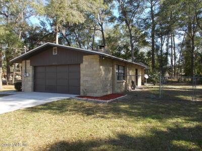 Ocala Single Family Home For Sale: 4010 NE 7th Street