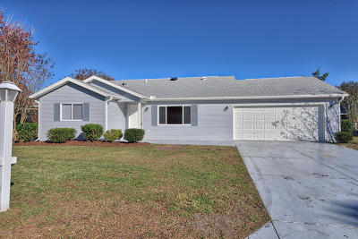 Dunnellon Single Family Home For Sale: 13817 SW 114th Circle
