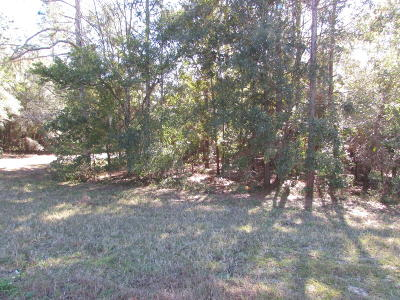 Rainbow Spgs Wd Residential Lots & Land For Sale: SW 88th Place Rd.