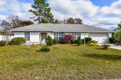 Ocala Single Family Home For Sale: 8545 SW 136th Loop