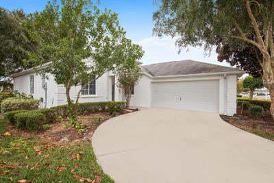 Ocala Palms Single Family Home For Sale: 2501 NW 55th Avenue Road