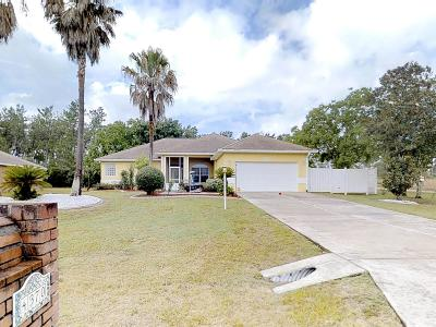 Ocala Single Family Home For Sale: 4370 SW 103rd Street Road