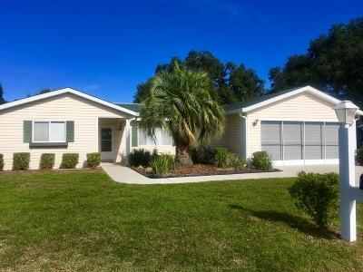 Summerfield FL Single Family Home Pending: $154,900