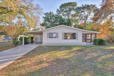 Pine Run Estate Single Family Home For Sale: 9554 SW 101st Lane