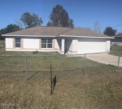 Marion County Rental For Rent: 9 Pine Trace Dr Drive