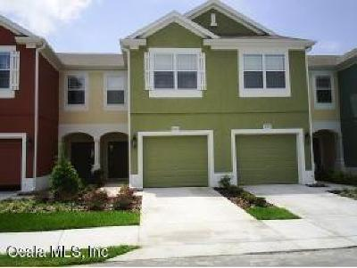 Marion County Rental For Rent: 4247 SW 50 Circle Circle