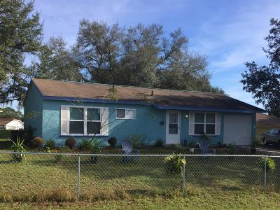 Ocala Single Family Home For Sale: 5 Oak Court