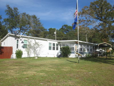 Silver Springs Mobile/Manufactured For Sale: 1920 SE 175th Terrace Road
