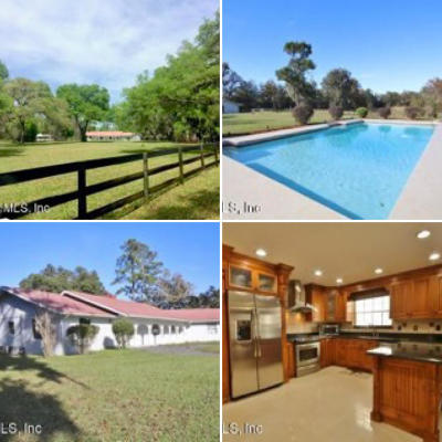 Ocala Farm For Sale: 12949 NW 97th Place