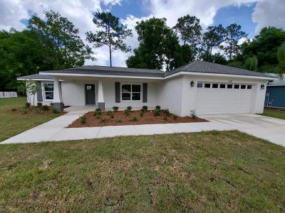 Ocala Single Family Home For Sale: 1511 NE 47th Avenue