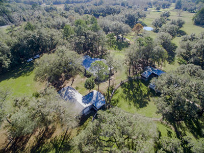 Reddick Farm For Sale: 16250 N Hwy 329