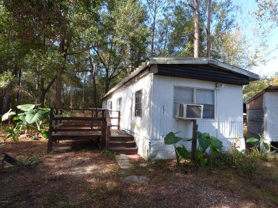 Mobile/Manufactured For Sale: 665 Marshburn Drive