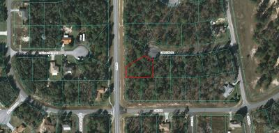 Ocala Residential Lots & Land For Sale: Oak Trail Place