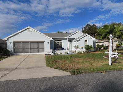 Ocala Single Family Home For Sale: 11697 SW 71st Circle