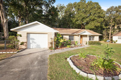 Ocala Single Family Home For Sale: 3535 NE 43rd Place