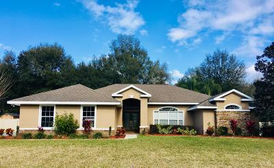 Ocala Single Family Home For Sale: 5025 SE 47th Terrace Road