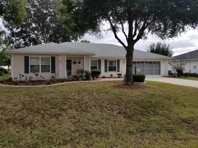 Ocala Single Family Home For Sale: 8589 SW 61st Ct