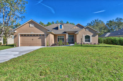 Ocala FL Single Family Home For Sale: $289,900