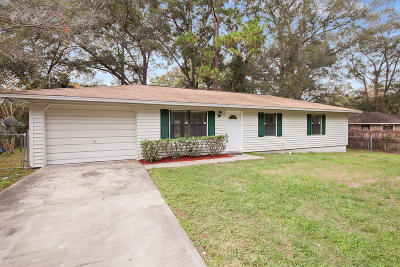 Ocala Single Family Home For Sale: 5580 NW 56th Terrace
