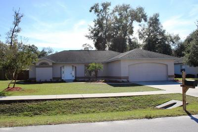 Ocala Single Family Home For Sale: 2708 NE 26th Street