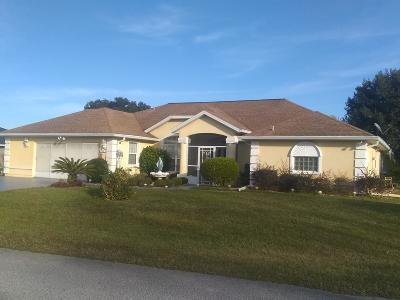 Ocala FL Single Family Home For Sale: $250,999
