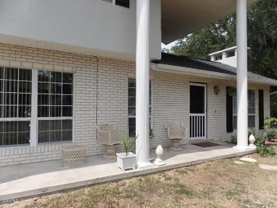 Marion County Rental For Rent: 4343 NW 80 Ave Avenue #1