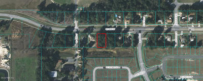 Ocala Residential Lots & Land For Sale: SE 24th Street