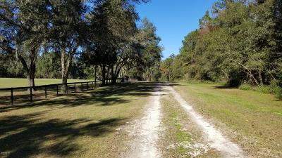 Ocala FL Residential Lots & Land For Sale: $105,000