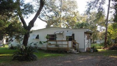 Salt Springs FL Single Family Home For Sale: $490,000