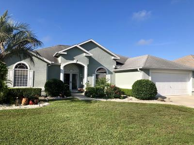 Ocala Palms Single Family Home For Sale: 2172 NW 50th Circle