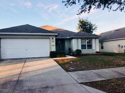 Ocala Single Family Home For Sale: 5651 SW 40th Street